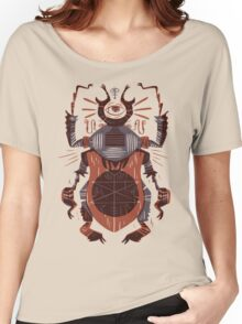 Eye of the Gods - Beetle Three - red Women's Relaxed Fit T-Shirt