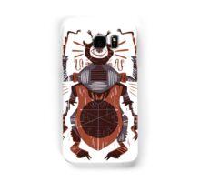 Eye of the Gods - Beetle Three - red Samsung Galaxy Case/Skin