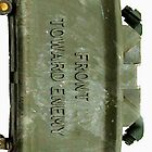 Front Towards Enemy - Claymore Cell Phone Case by Buckwhite