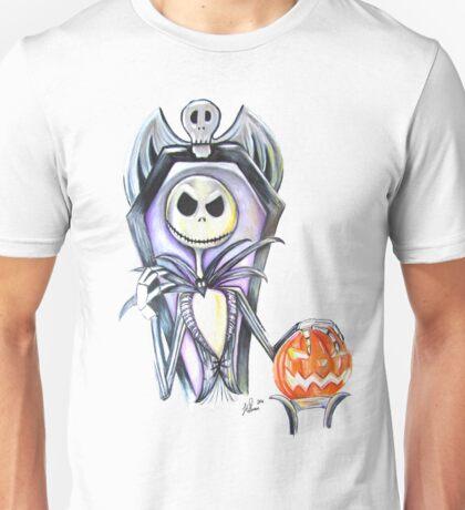 Jack Skellington - The Nightmare Before Christmas Unisex T-Shirt