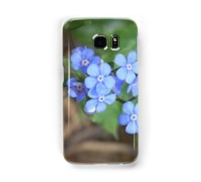 not forget-me-not Samsung Galaxy Case/Skin
