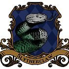 Slytherclaw House Crest by SedatedArtist