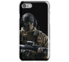 Glaz - Rainbow 6 Siege - portrait iPhone Case/Skin
