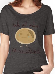 Pancake mistake Women's Relaxed Fit T-Shirt