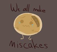 Pancake mistake Unisex T-Shirt