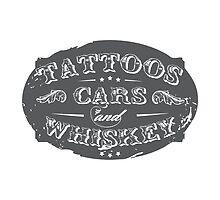 Voodoo Designs - Tattoos Cars & Whiskey by voodoodesigns