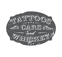 Voodoo Designs - Tattoos Cars & Whiskey by voodoodesigns