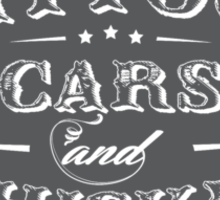 Voodoo Designs - Tattoos Cars & Whiskey Sticker