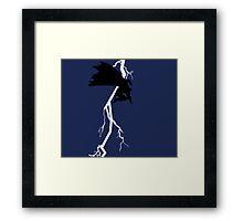 The Dark Knight Returns Framed Print
