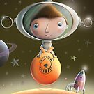 Spacehopper No.2 by Shane McGowan
