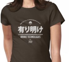 Ariake Technologies Womens Fitted T-Shirt