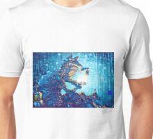 Mural Graffiti  Witchery  Unisex T-Shirt