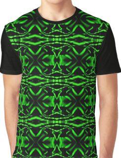 2. Like a Silk: Emerald Dream Graphic T-Shirt