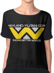 Weyland - Yutani Corporation Chiffon Top