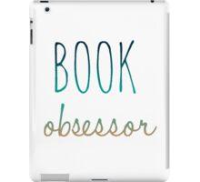 Book Obsessor iPad Case/Skin