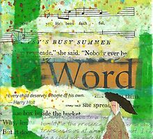 Psalm 139:4 by Eva C. Crawford