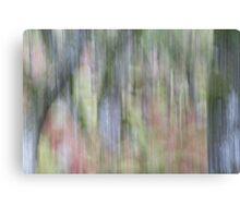 Black-a-Tor Copse - End Of Summer Canvas Print