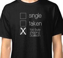 single taken scallison W Classic T-Shirt