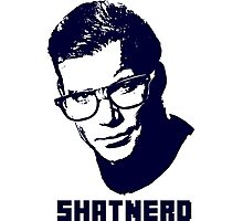 SHATNERD Photographic Print