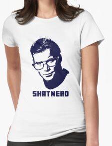 SHATNERD Womens Fitted T-Shirt