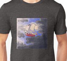 Captain of Clouds Unisex T-Shirt