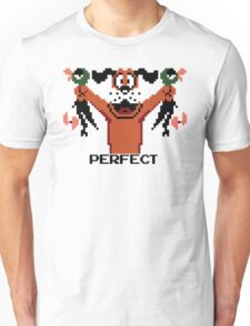 PERFECT. Unisex T-Shirt