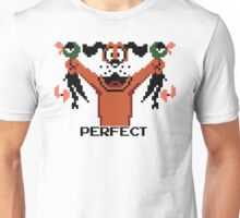 PERFECT. Unisex T-Shirt