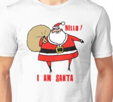 Holiday - I am Santa Unisex T-Shirt