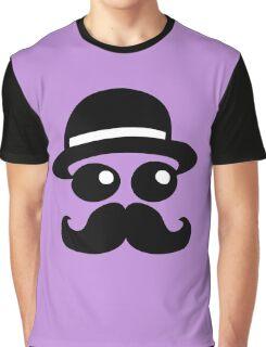 swag mustache moustache Graphic T-Shirt