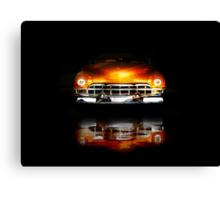 roadster Canvas Print