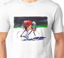 At The Front, TDF Unisex T-Shirt