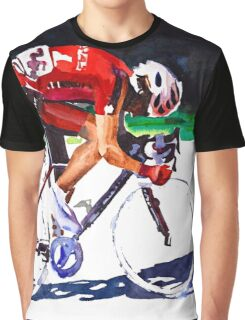 At The Front, TDF Graphic T-Shirt