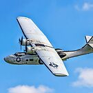 """Canadian Vickers Canso A 11005 G-PBYA """"Miss Pick Up"""" by Colin Smedley"""
