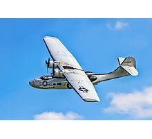 "Canadian Vickers Canso A 11005 G-PBYA ""Miss Pick Up"" Photographic Print"