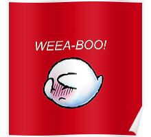 Weea-boo! Poster