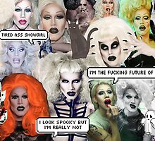 Sharon Needles by tris4raht0ps