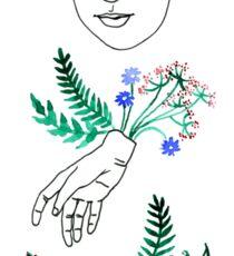 Flora y fauna Sticker