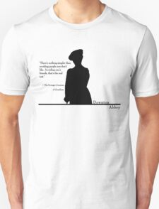 Avoiding People Unisex T-Shirt