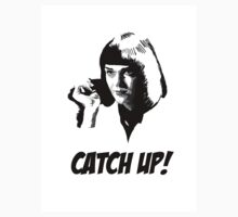 Pulp fiction by burrotees