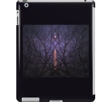 Purple Phantasm iPad Case/Skin