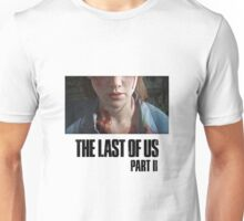 The Last Of Us Part II - Ellie (light collection 01) Unisex T-Shirt