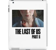 The Last Of Us Part II - Ellie (light collection 01) iPad Case/Skin