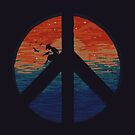 Peace And Love by robsonborges
