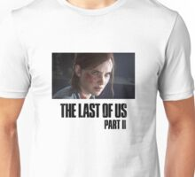 The Last Of Us Part II - Ellie (light collection 02) Unisex T-Shirt