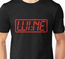 Wine Time Unisex T-Shirt