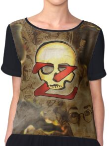 The Z List Dead List Podcast  Chiffon Top