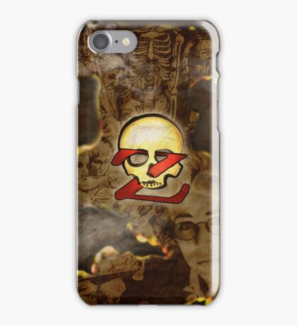 The Z List Dead List Podcast  iPhone Case/Skin