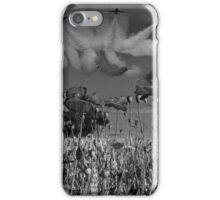 Reds over the Poppies iPhone Case/Skin