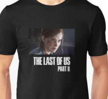The Last Of Us Part II - Ellie (dark collection 02) Unisex T-Shirt