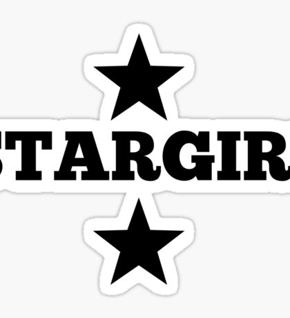 The Weekend StarGIRL Sticker